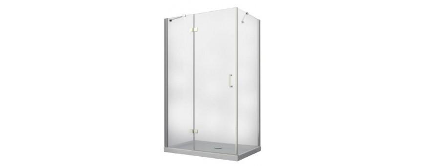 Kabiny prysznicowe, wanny i umywalki