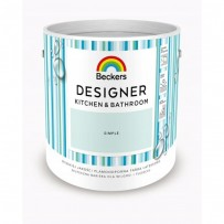 Farby do kuchni i łazienek - wodoszczelne, zmywalne - ADAMEX
