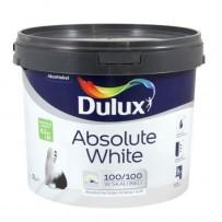 Farby białe do ścian - farby białe dobrze kryjące, zmywalne - ADAMEX
